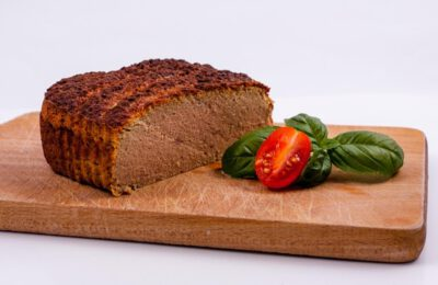 Przepis na wegański pasztet