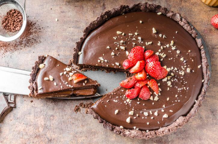 Ciasta czekoladowe. Poznaj wyjątkowe przepisy i zainspiruj się!